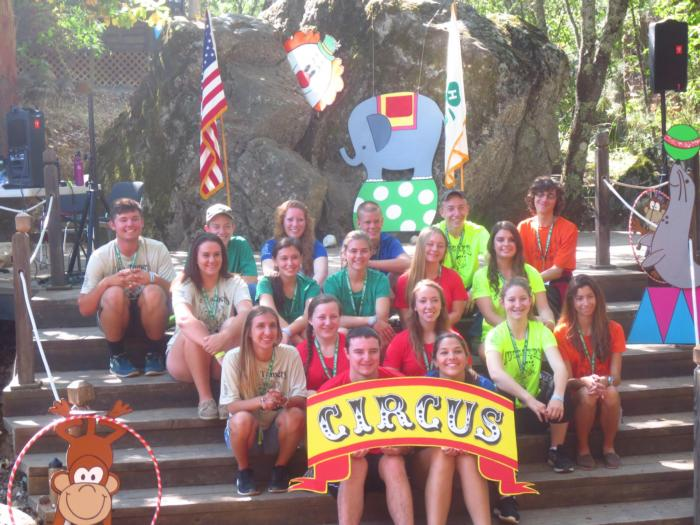 Camp 2015 Seniors